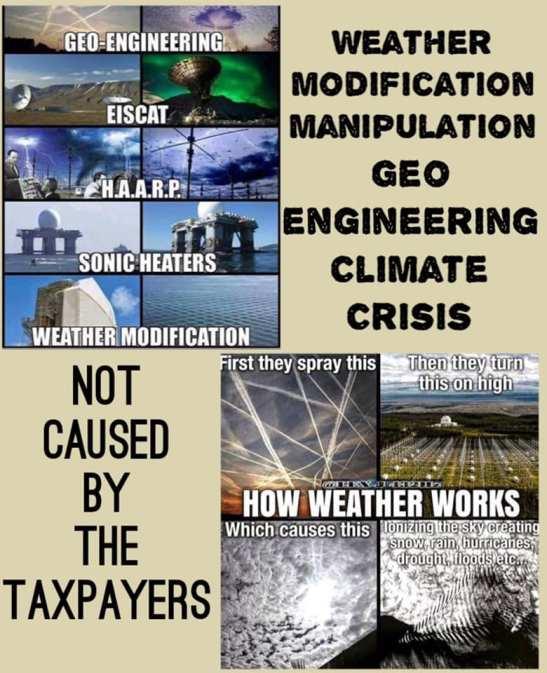 Geoengineering-climate change