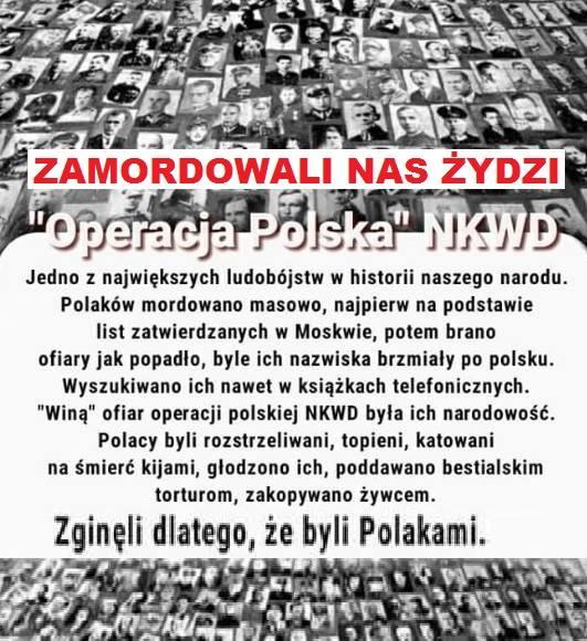 Operacja Polska NKWD