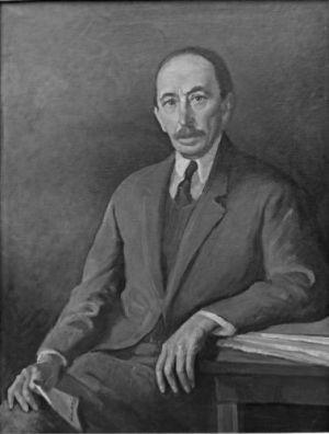 prof. Ludwik Jaxa Bykowski