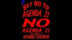 Say NO to Agenda21