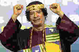 Gaddafi planned to create a high degree of economic independence with a new pan-African currency