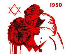 Jew bleeds the world dry