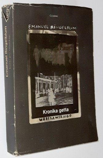 Kronika Getta Waszawskiego