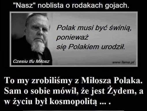 Milosz o Polakach