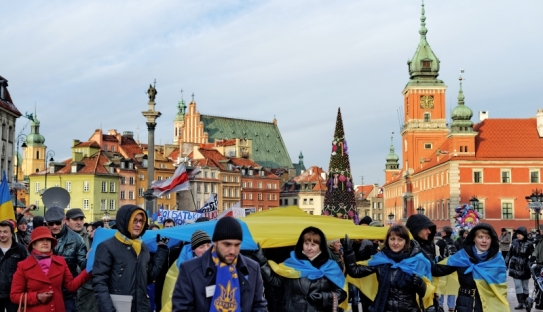 Ukraincy we Wroclawiu