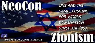 Zionism for world domination