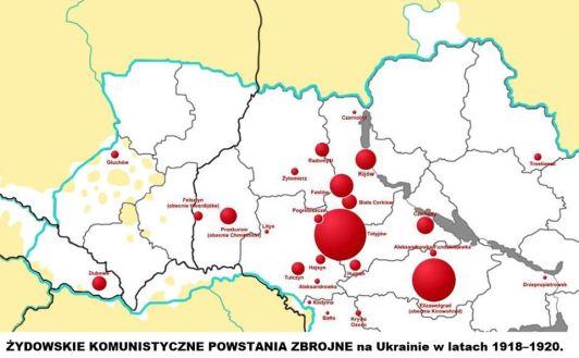 Zydowskie dzialania zbrojne na Ukrainie