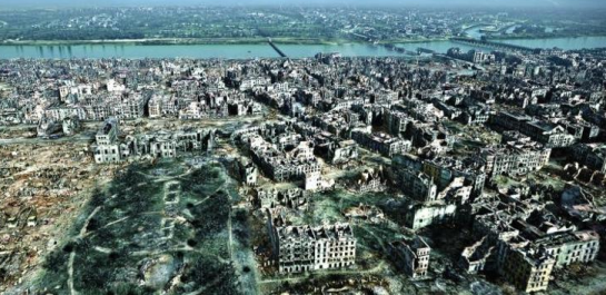 Ruiny Warszawy