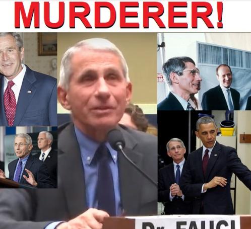 Fauci-murderer